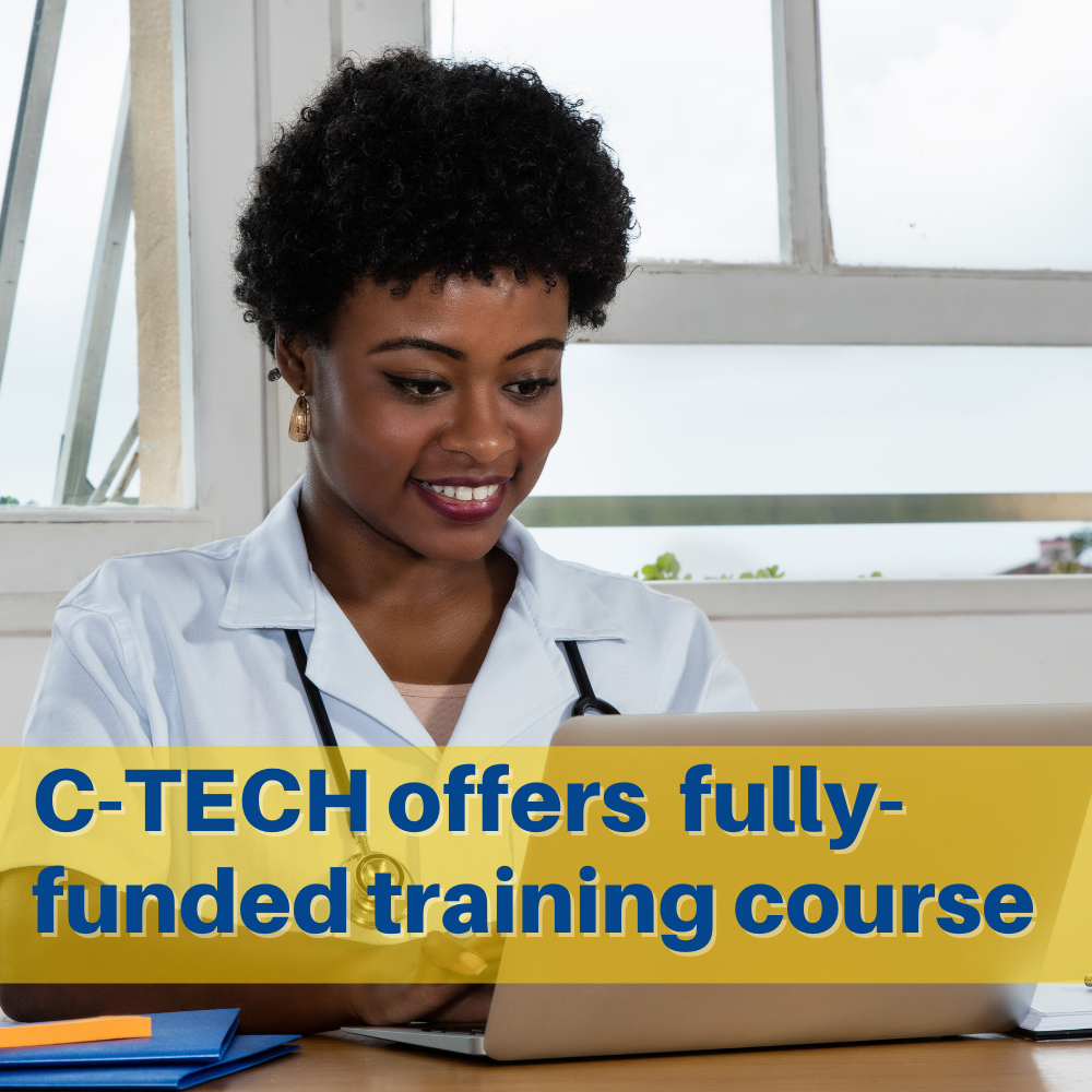 C-TECH offers fully-funded training course to HIV/AIDS Health Practitioners from the region.